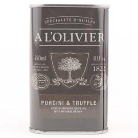 A L'olivier Olijfolie Extra Vergine Porcini & Truffel