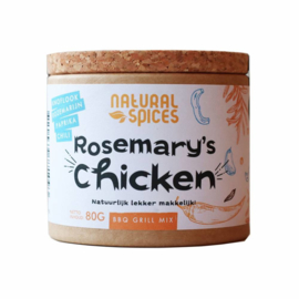 Natural Spices Rosemary's Chicken Kip Kruiden