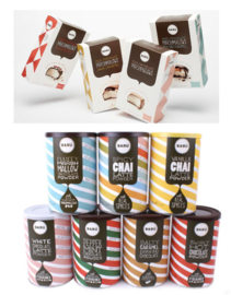 BARÚ Chocolate Marshmallows & More