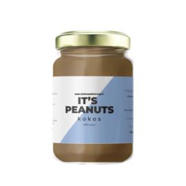 Zoete Moed It's Peanuts Pindakaas Kokos
