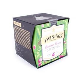 Twinings Platinum Summer Berry 15 st. (groen)