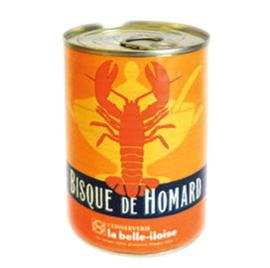 La Belle-Iloise visconserven en soepen van hoge kwaliteit