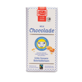 JD Diesch Luxe Chocoladereep Melk met Boterbabbelaars
