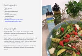 SMAAKgeheimen Vinaigrette / dressing Pesto