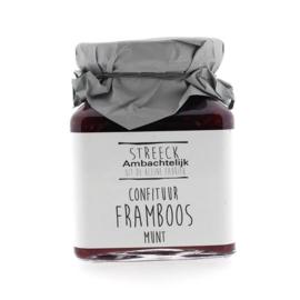Streeck Confiture Framboos Munt