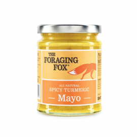 The Foraging Fox Spicy Turmeric (Geelwortel) Mayo