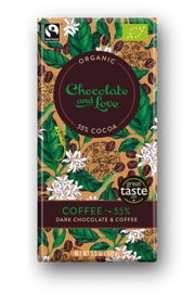 BIO Chocolate and Love Coffee 55%