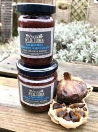 De Wilde Tuinen Aardbeien Confituur met Zwarte Knoflook