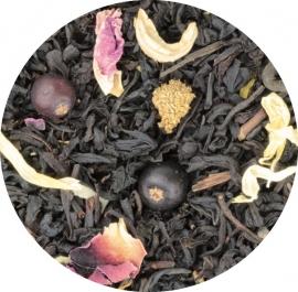 Mama's zwarte thee