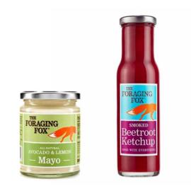 The Foraging Fox sauzen