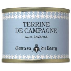 Comtesse du Barry Terrine de Campagne met Rozijnen