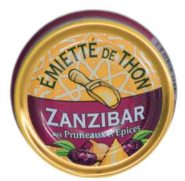 La Belle-Iloise - Emietté van Tonijn Zanzibar