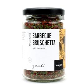 Wajos Bruschetta BBQ Grill met paprika