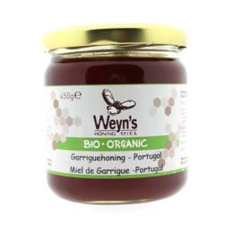 Weyn's BIO Garrigue Honing 450 gram (vloeibaar)