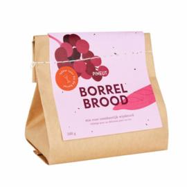 Pineut Borrelbrood Wijnbrood