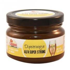 Canisius Henssen Dipstroopje Alfa (bier) super strong