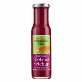 The Foraging Fox Original Beetroot ketchup