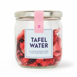 Pineut Tafelwater Aardbeien Hibiscus REFILL