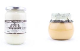 De Kroon Belgische Mosterd, mayonaise en andere sauzen