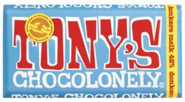 Tony's Chocolonely Donkere Melk 42%