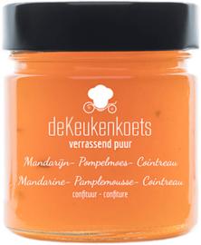 Keukenkoets Mandarijn-Pompelmoes-Cointreau  70%