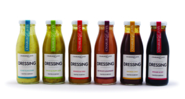 Charlie & Ivy's Salade Dressings, Mayo's & Brood Dippers