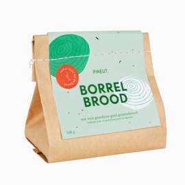 Pineut Borrelbrood Groente