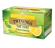 Twinings Green Mint & Lemon 20 st. (groen)