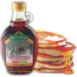 Maple Syrup / Ahorn Siroop / Esdoorn Siroop / Maple Siroop
