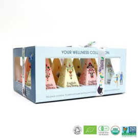 English Tea Shop Organic Welness Collection 12 pyramide zakjes