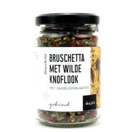 Wajos Bruschetta Wild Garlic (Daslook)