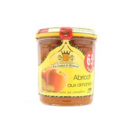 Les Confitures de Haute Provence Abrikozen-amandel  confiture