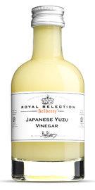 Belberry Japanese Yuzu vinegar