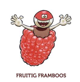 ChocoladeBikkel Fruitig framboos