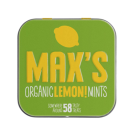 Max's Biologische Lemon Mints
