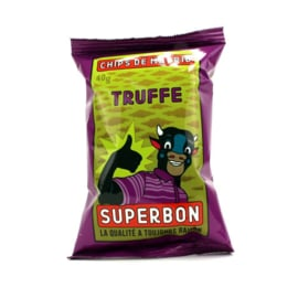 Superbon Chips Truffle Chips 40 gram