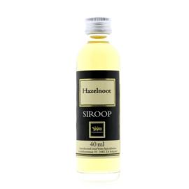 Wajos Hazelnoot siroop 40 ml.