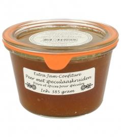 Woerkom's peer speculaaskruiden confituur