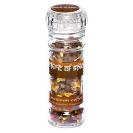 Spirit of Spice Mexican Coffee (chocolademelk, tiramisu, rijstpudding, gebak, chocolaatjes, cakes.)