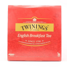 Twinings English Breakfast 100 st.