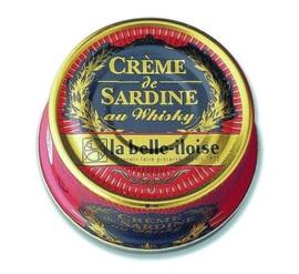 La Belle-Iloise - Crème van Sardines in de Whisky