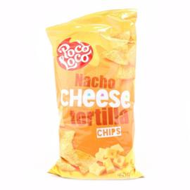 Poco Loco Tortilla chips Nacho Cheese