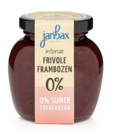 Jan Bax Intense Jam Frambozen suikervrij