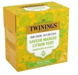 Twinings Thee Ayurveda Mango Limoen