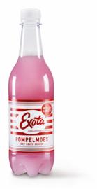 Exota frisdrank Pompelmoes PET fles 500 ml.