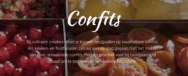 Keukenkoets Grove Confits met Uien & Mango