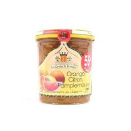 Les Confitures de Haute Provence Orange Lemon Grapefruit confiture