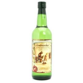 Ambrosius Honing Kruidenwijn wit 375 ml. KLEINE fles