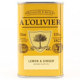 A L'olivier Extra Vergine Citroen & Gember