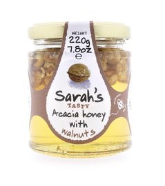 Sarah's Honey - Honing met Walnoten